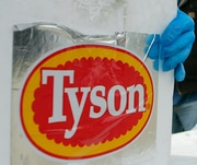 Tyson Foods reviews more than 190K pounds of chicken fritters sold to schools, different foundations