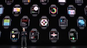 Always in plain view , local compass and the sky is the limit from there ,earthenware and titanium models of  Apple Watch Series 5