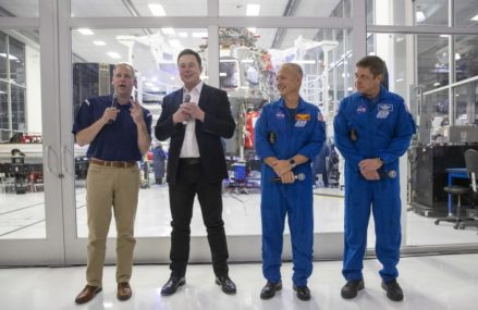 """SpaceX and NASA  concur business team improvement is the """"highest priority""""."""