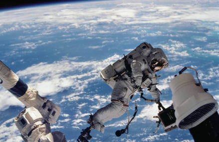 A bipartisan gathering of Senators needs to stretch out the space station to 2030