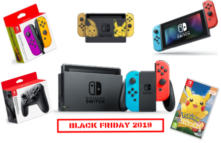 In 2019 , A Warning Related Every Nintendo Switch Black Friday Deal
