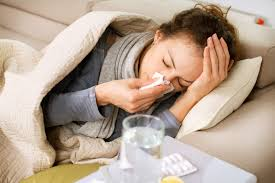 By an unforeseen infection , Flu season shows up before the expected time, driven