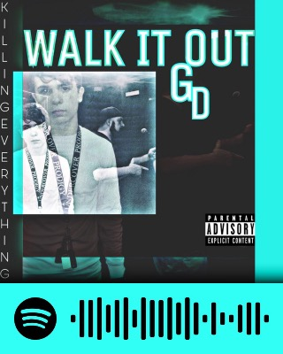 OGD  Walk It Out featuring Madman1